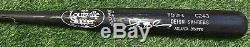 Deion Sanders Braves D'atlanta Jeu Utilisé Bat 1991-1994 Signé Psa Gu 8