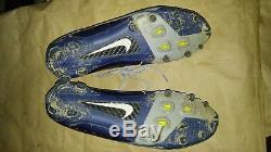 Dez Bryant Jeu Crampons Usagés Signés Nike Cowboys De Dallas 2011