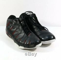 Dwayne Wade Signé 2005-06 Jeu Utilisé Nba Championship Saison Chaussures Nba Coach Loa