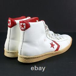 Fin 1970 Dr J Julius Erving Philadelphia 76ers Chaussures Occasions Signé Jeu Psa Loa