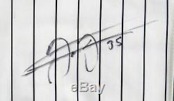 Frank Thomas Signé Authentic 2000 Chicago White Sox Jeu Utilisé Jersey Jsa Coa