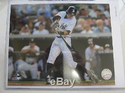 Ichiro Yankees 2013 Jeu Utilisé Autographe Autographe Signé # 31 Asics Cleats