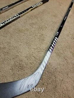 Ilya Kovalchuk 18'19 Signé Los Angeles Kings Jeu Utilisé Hockey Stick NHL Coa