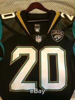 Jacksonville Jaguars Jalen Ramsey Signed Jeu Publié / Jeu Utilisé Jersey