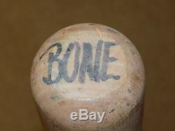 Jay Buhner Jeu Anciens Et D'occasion Bat Seattle Mariners Psa Adn Gu 8
