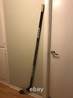 Jeu Utilisé Autographié Eric Lindros Hockey Stick