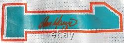 Le Finest Dan Marino 1992 Jeu Miami Dolphins Anciens Et D'occasion Jersey Mears A10 Psa