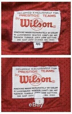 Le Jeu De Jerry Rice San Francisco Utilisé Worn Jersey 1991 Signé Loa