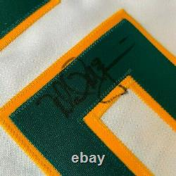 Mark Mcgwire 1997 Oakland A's Team Signed Game Used Jersey 30 Sigs With Jsa Coa