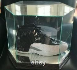 Michael Jordan Jeu Signé Team Signed Shoe