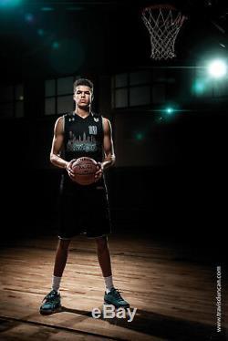 Michael Porter Jr Jeu Signé Utilisé Maillot De Basketball Under Armour Elite 24 Jsa