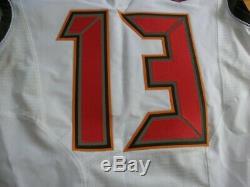 Mike Evans Maillot Usagé 2015 Tampa Bay Buccaneers Signé Par La NFL