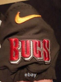 Mike Evans Tampa Bay Buccaneers Chandail Autographié De Portés Utilisé Game Bucs