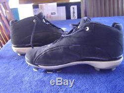 New York Yankees Derek Jeter'08 Jeu Nike Jordan Anciens Et D'occasion Crampons Steiner Psa