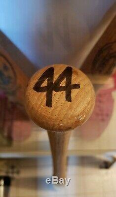 Ny Mets La Dodgers Darryl Strawberry Jeu Bat Ls Signé Utilisé D113 Auto Withcoa