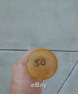 Rare Jansen Kenley Autographié Game-utilisé Wbc Bat- Dodgers