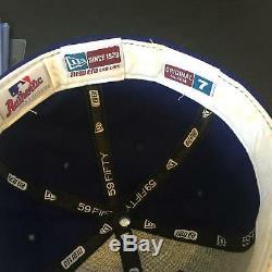 Sammy Sosa Signé Autographié Jeu 2003 D'occasion Chicago Cubs Hat Cap Jsa Coa