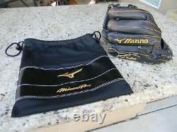 San Diego Padres Fernando Tatis Jr. 2020 Jeu Utilisé /signé Mizuno Pro Glove Loa