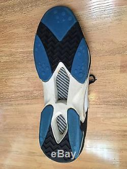Shaquille O'neal 1992-93 Signé Rookie Game Occasion Chaussures Shaq Psadna Jsa Auto Coa