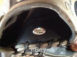 Tim Anderson White Sox Batting Champ Ss Jeu Anciens Et D'occasion Gant