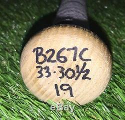 Tony Gwynn San Diego Padres Jeu Utilisé Bat 1999 Psa Loa Signé Non Fissuré