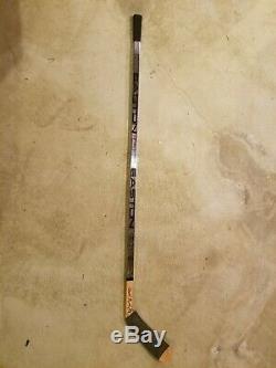 Wayne Gretzky Jeu Utilisé Autographié Bâton De Hockey