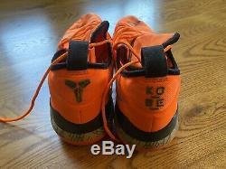 Yánnis Antetokoúnmpo Auto Jeu Multiple Kobe Utilisé Shoes 1/1 Signé Coa + Photo
